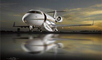 1995  Bombardier 601 full