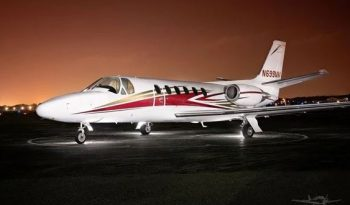 1985  Cessna Citation II full