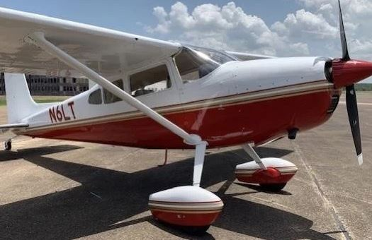 1970  Cessna 180 full