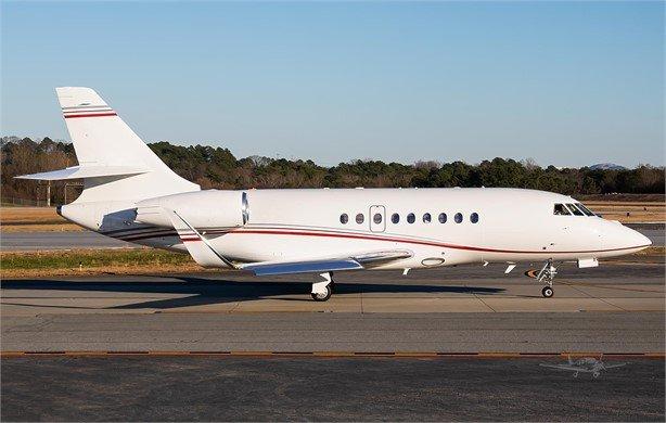 2009  Dassault Falcon 2000LX full