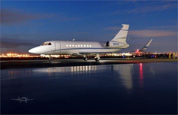 2003  Dassault Falcon 2000EX full
