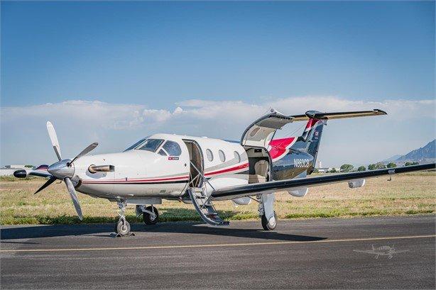 2007  Pilatus PC12 full