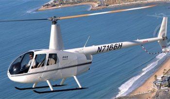 2022  Robinson R44 full