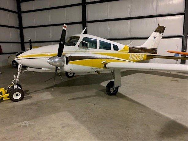 1963  Cessna 310 full
