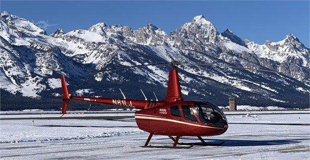 2017  Robinson Helicopter full