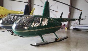 2017  Robinson R44 full