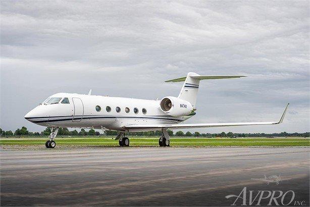 2001  Gulfstream IVSP full