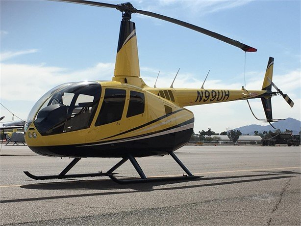 2016  Robinson Helicopter full