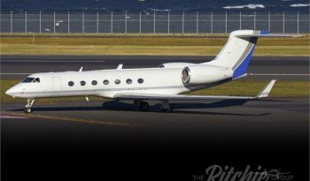 2013  Gulfstream G550 full