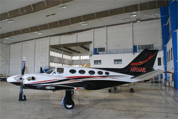 1981  Cessna Conquest full