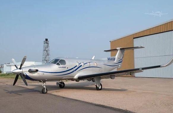 1996  Pilatus PC12 full