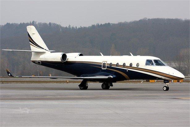 2010  Gulfstream G150 full