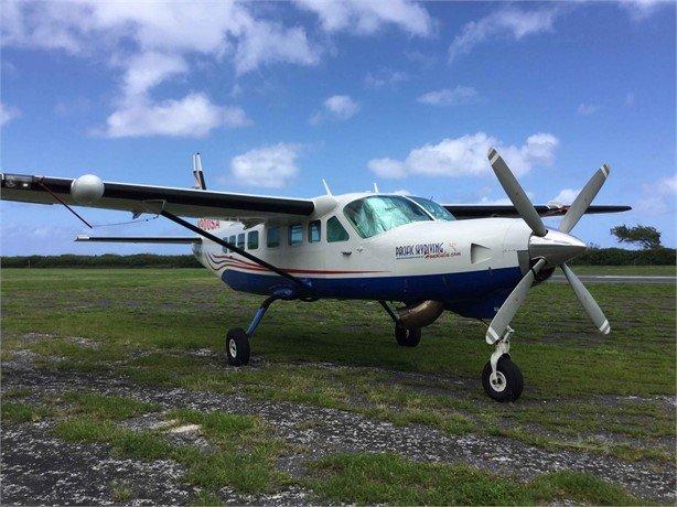 2000  Cessna 207 full