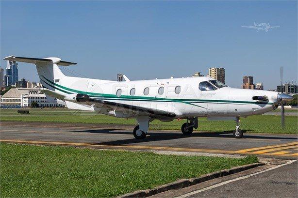 2009  Pilatus PC12 full