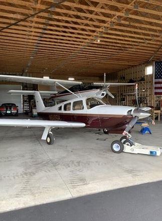1982  Piper Cherokee Arrow full