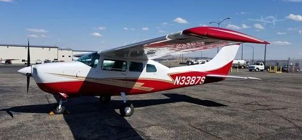1969  Cessna 210 full