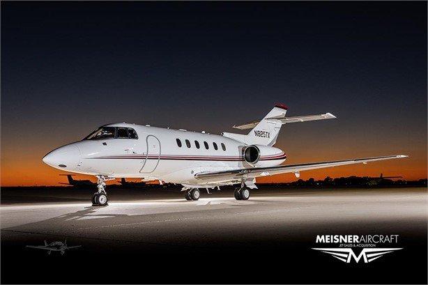 2007  Hawker 800A full