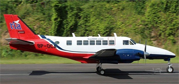 1969  Beechcraft Turboprop full