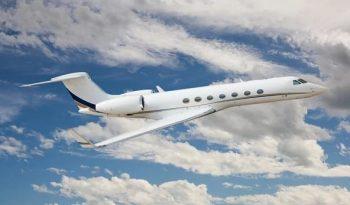 2011  Gulfstream G550 full