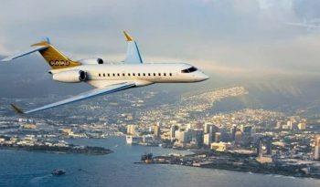Bombardier Global 6000 full