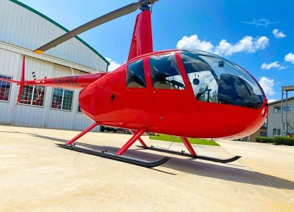 2018  Robinson R44 full