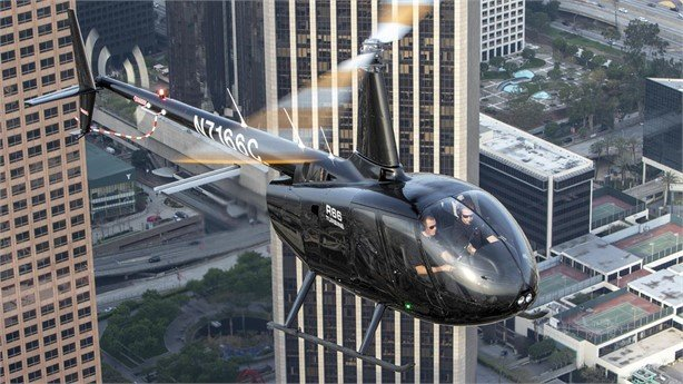 2022  Robinson Helicopter full