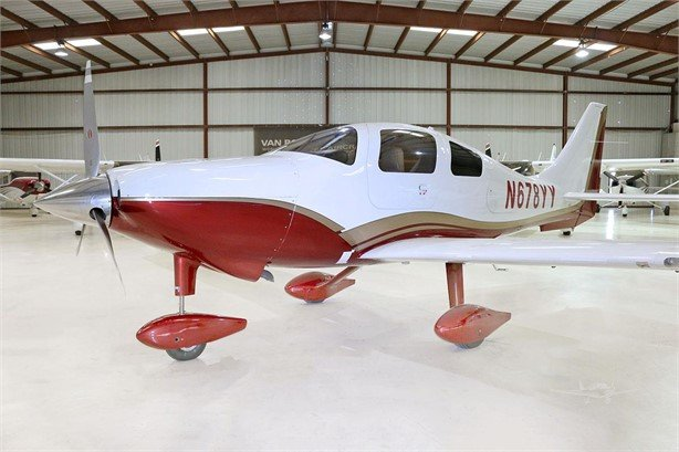 2007  Cessna Columbia 400 full