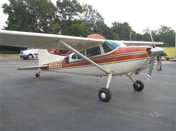 1981  Cessna 185 full