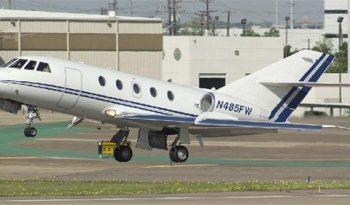 1984  Dassault Falcon 20 full