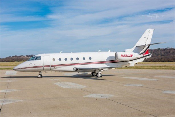 2008  Gulfstream G200 full