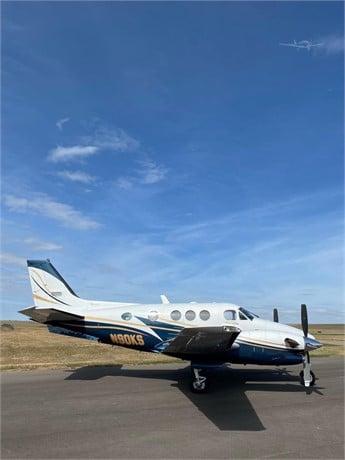 1998  Beechcraft King Air C90B full