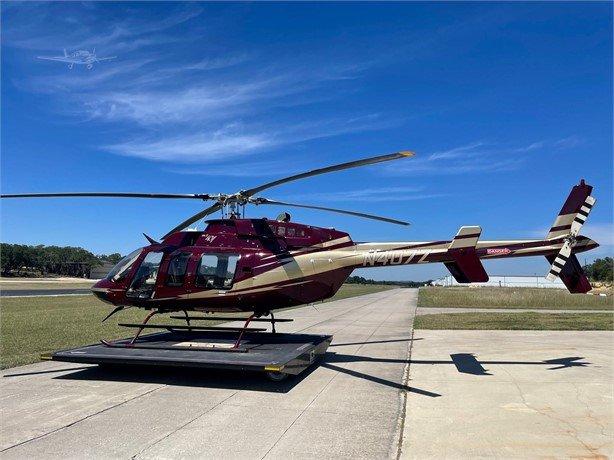 2001  Bell 206B III full