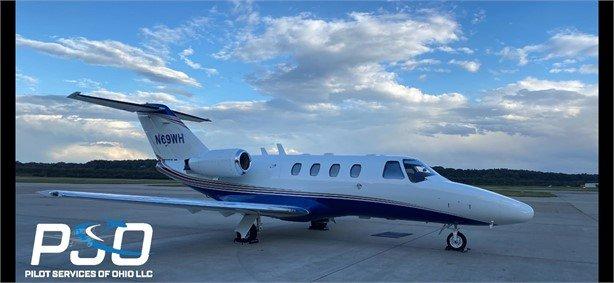 1998  Cessna Jet full