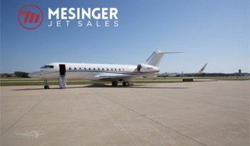 2014  Bombardier Global 6000 full