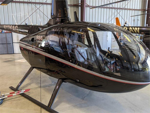 2019  Robinson Helicopter full