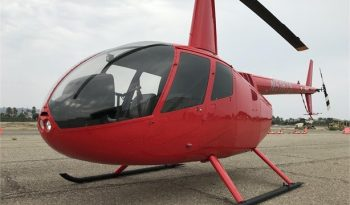 2018  Robinson Helicopter full